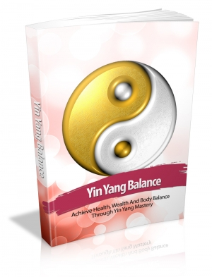 The book of Yin and Yang
