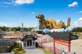 Dragon are prosperous